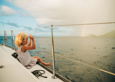 Amazing sailing trips in St Kitts & Nevis