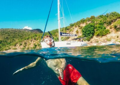 Snorkeling in St Kitts & Nevis