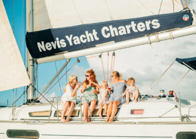 ladies loving life with nevis yacht charters