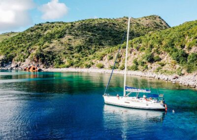 Snorkeling and shipwrecks in St Kitts