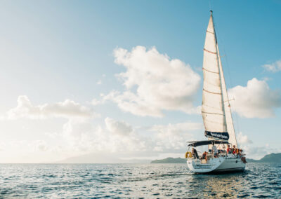 private yacht charter departing st kitts and nevis