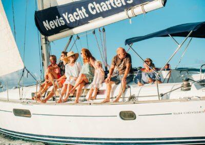 Sailing St Kitts & Nevis