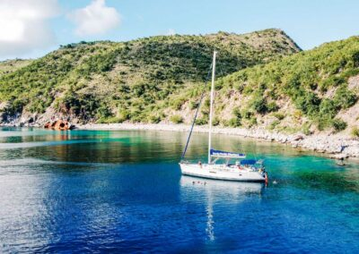 Private snorkeling tuition and ghuided tours underwater